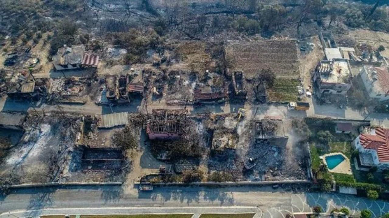 Manavgat'ta felaketin boyutu ortaya çıktı!