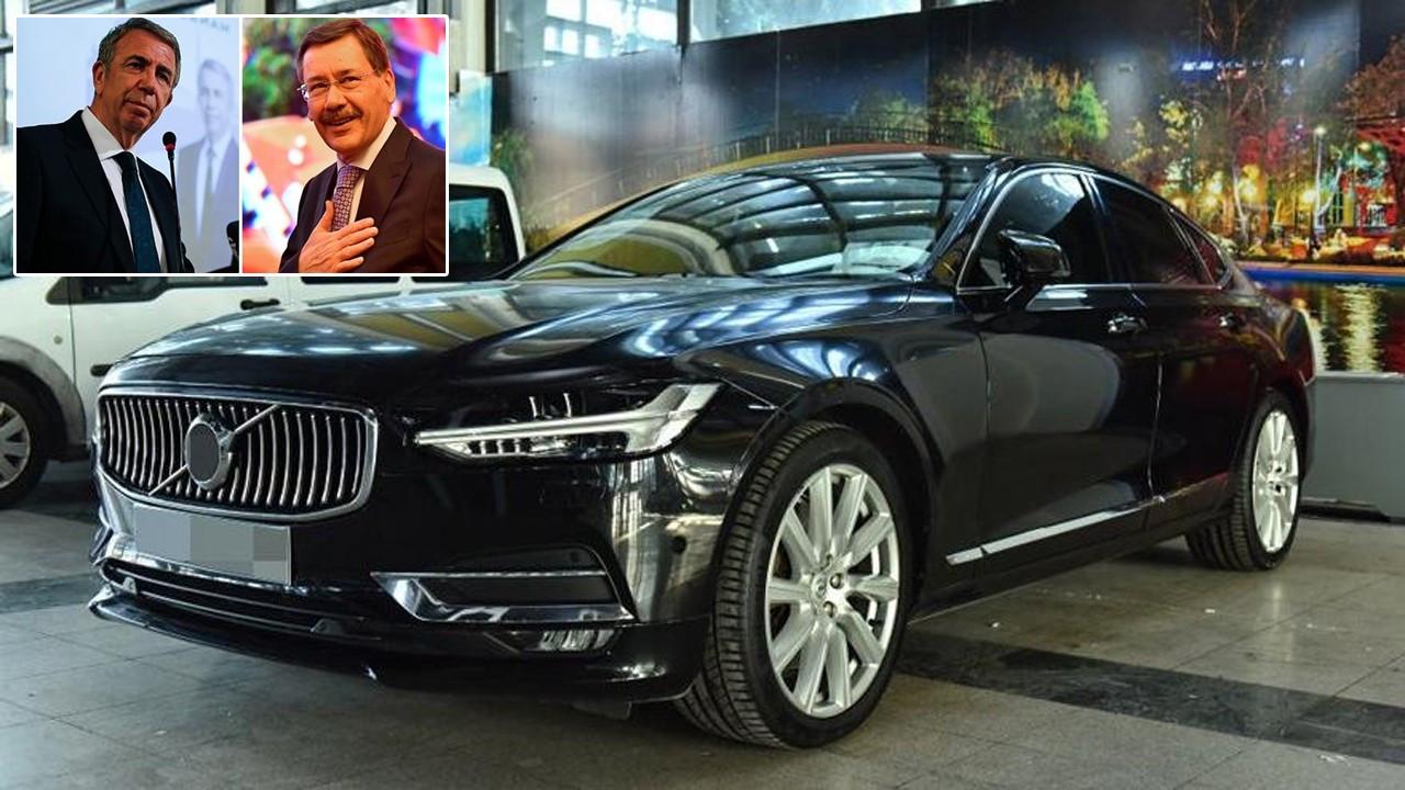 Mansur Yavaş lüks araçları satıyor