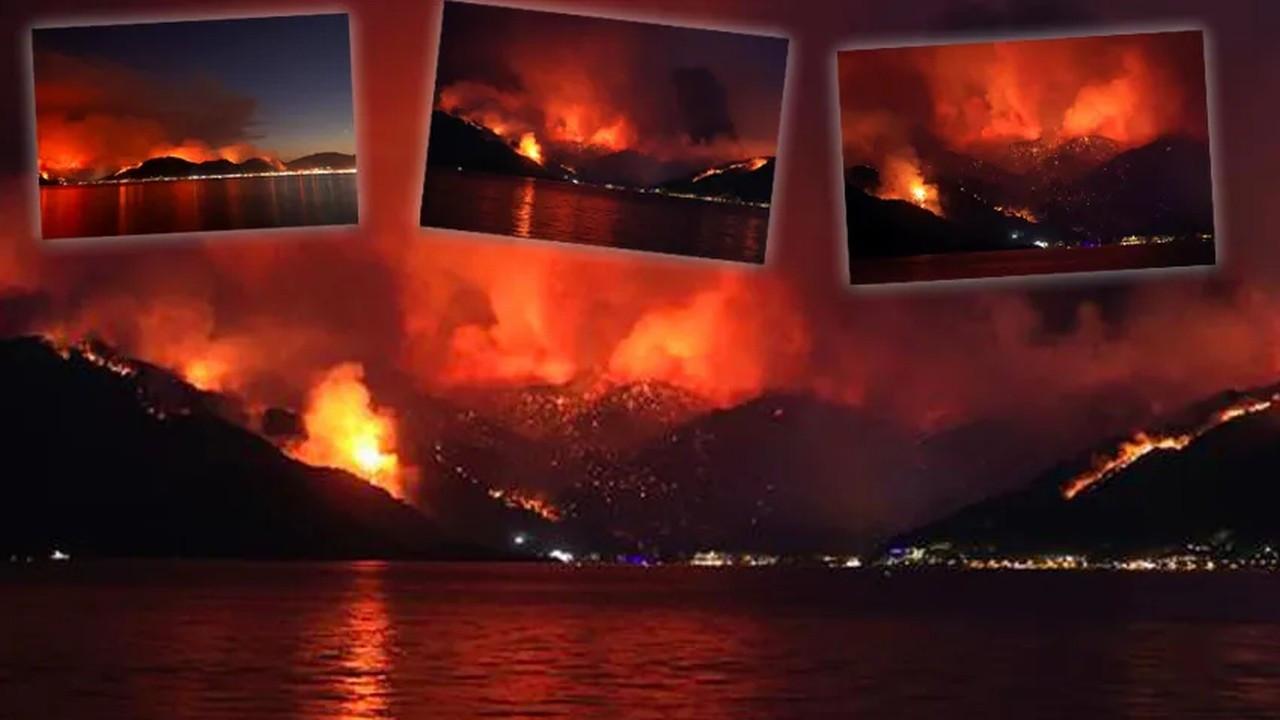 Marmaris'teki yangından acı haber!