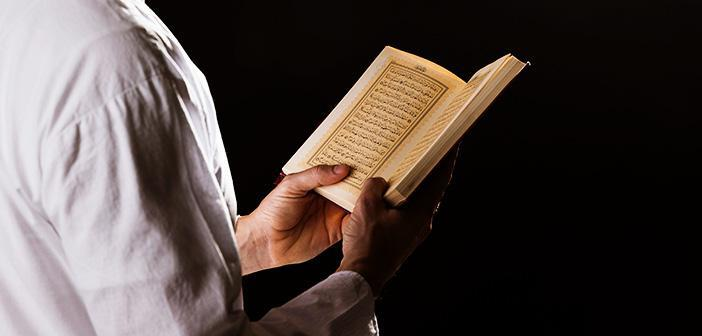 Meâric Suresi 35. Ayet Meali, Arapça Yazılışı, Anlamı ve Tefsiri