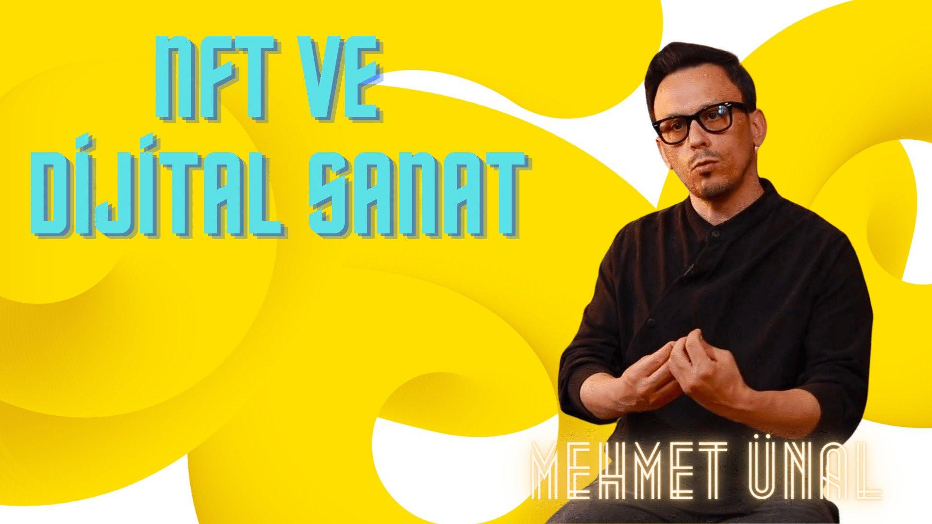 Mehmet Ünal'ın bestecilikten kodlamaya uzanan hikayesi ve dijital sanatın geleceği
