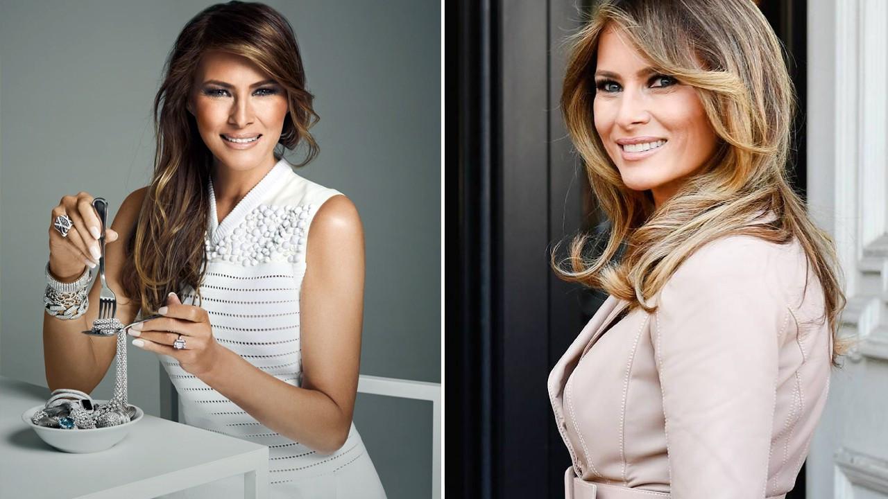 Melania Trump dergiye kapak olmayınca çıldırdı!