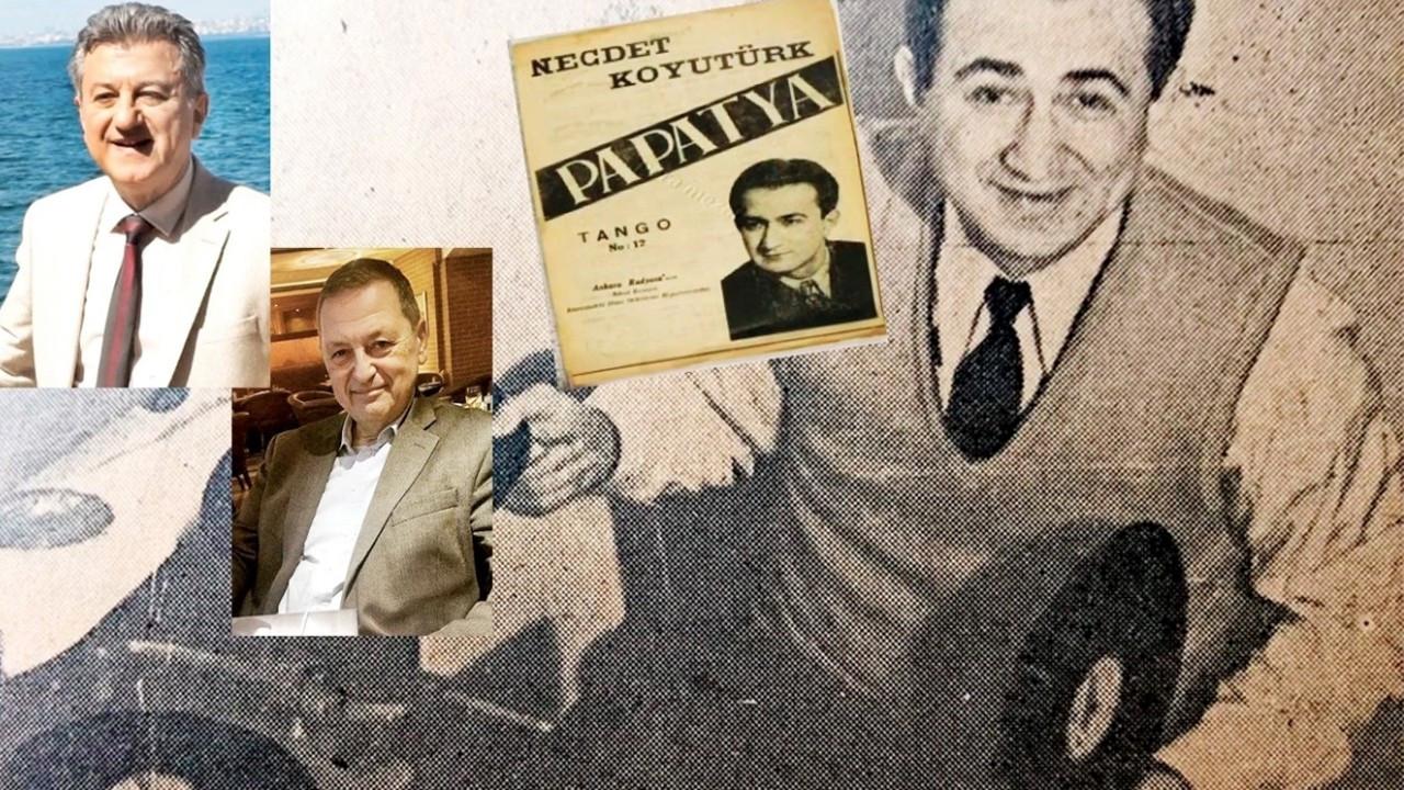 Meşhur tango şarkısı 'Papatya' mahkemelik oldu!