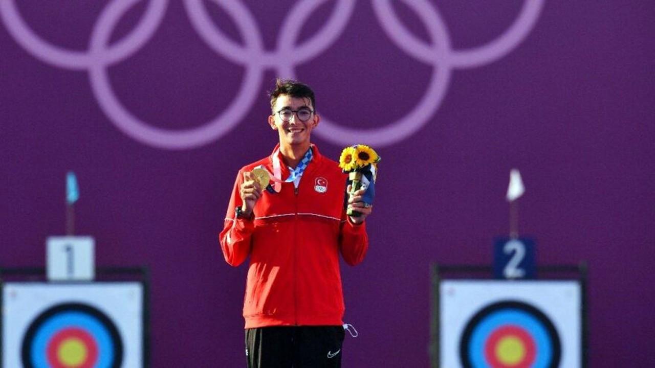 Mete Gazoz altın madalya kazandı!
