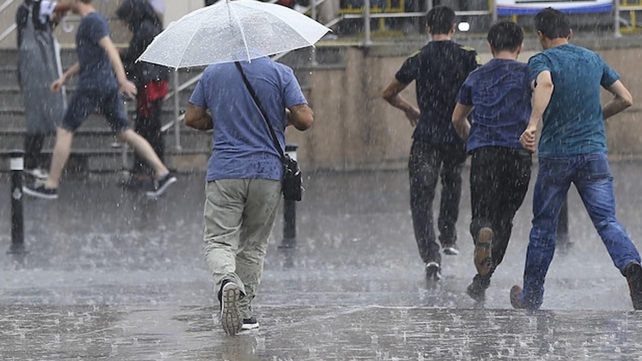 Meteoroloji'den İstanbul ve çok sayıda ile kritik uyarı