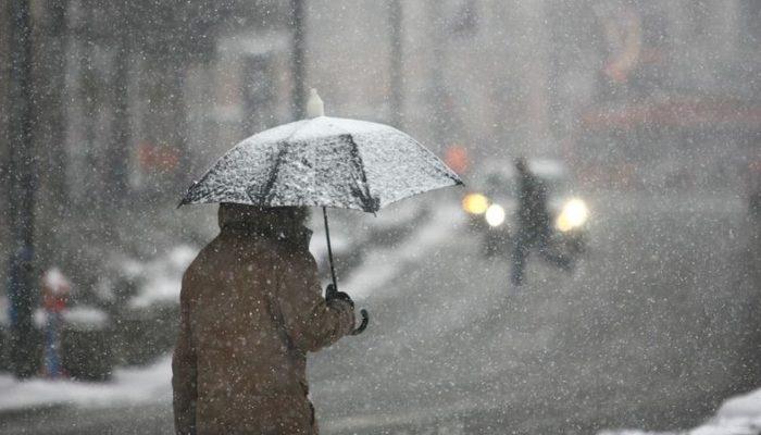 Meteoroloji'den son hava durumu tahmini uyarısı! (Yağmur ve kar uyarısı)