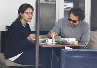 Metin Akdülger sevgilisi Cansu Akın ile ilk kez görüntülendi