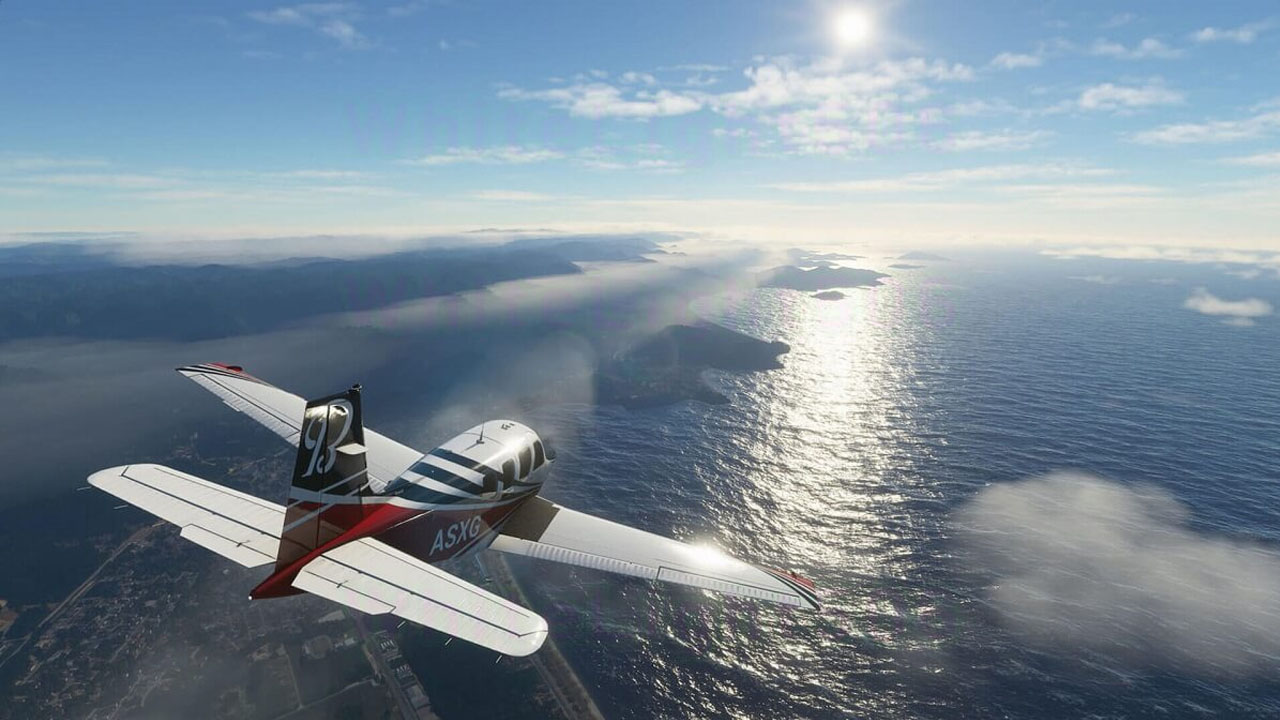 Microsoft Flight Simulator'e performans dopingi geldi!
