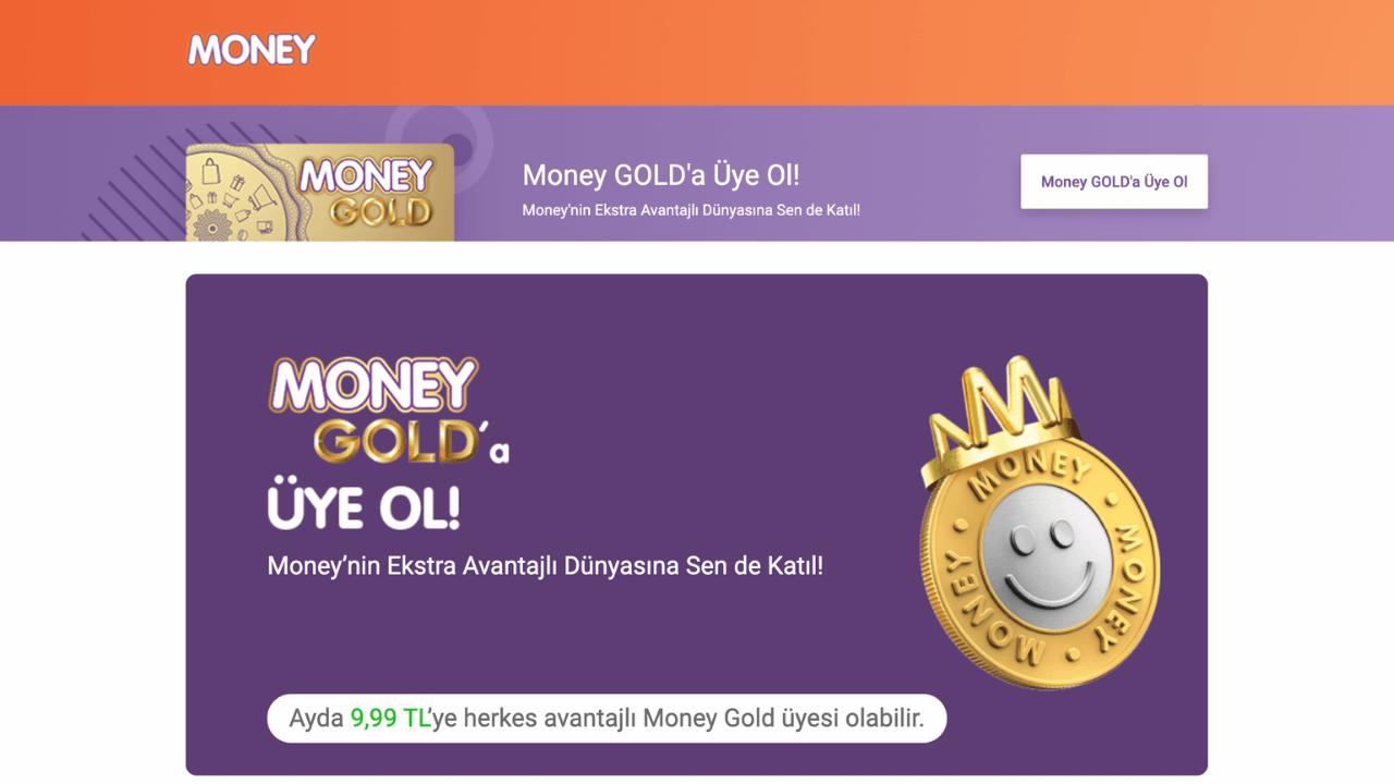 Migros'tan Amazon Prime benzeri yeni çözüm: Money Gold