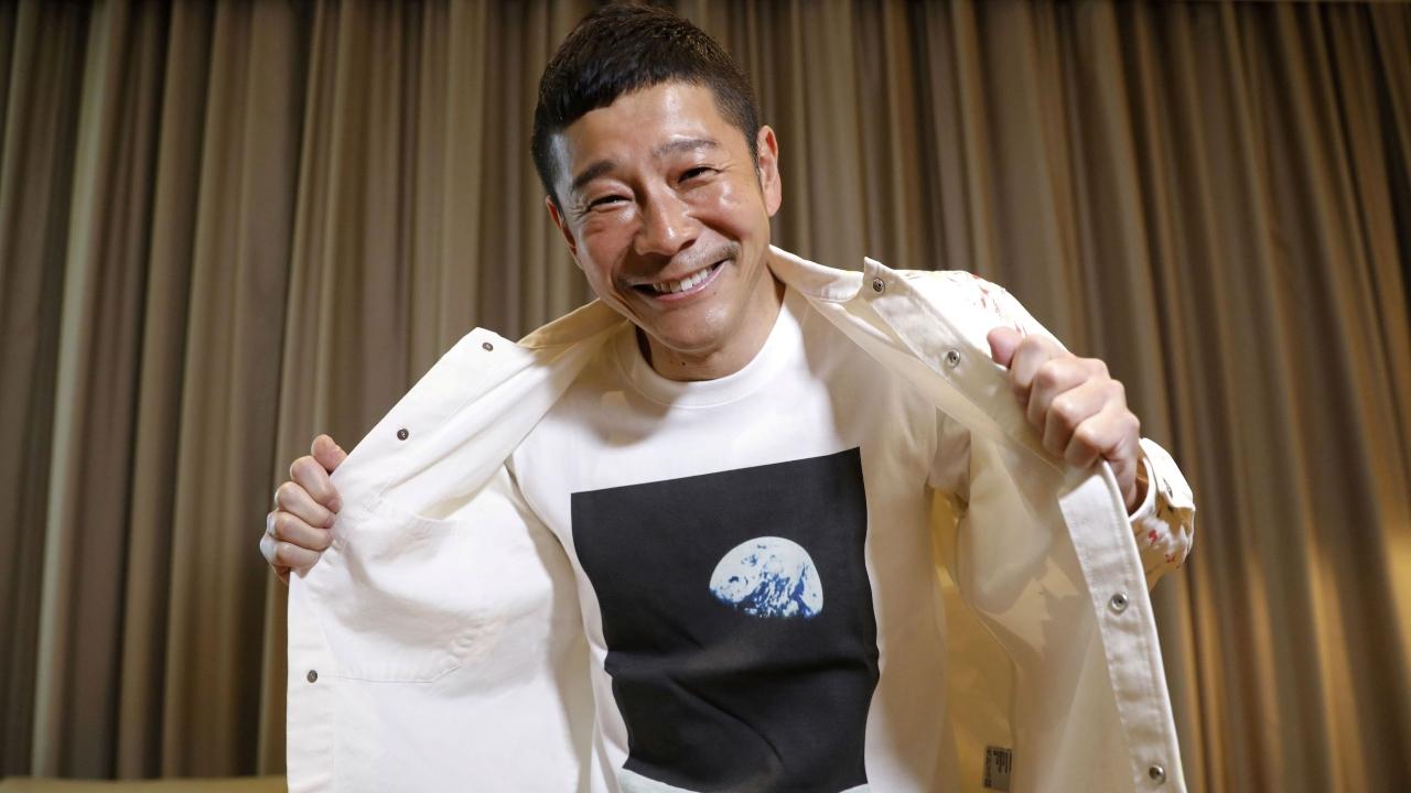 Milyarder fitili ateşliyor: Uzay turizmi canlanacak Japon iş adamı Yusaku Maezawa, Aralık ayında Uluslararası Uzay İstasyonuna gidecek. Uzay turizmi hedeflerinde...