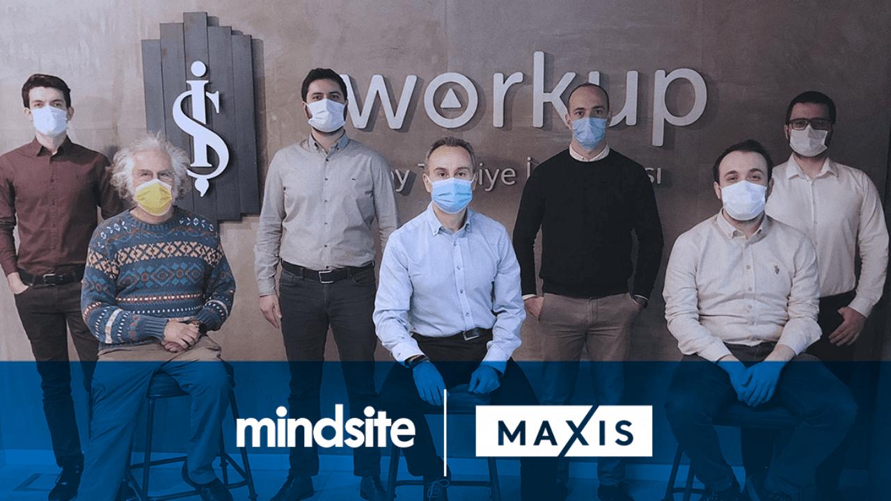 Mindsite, Maxis liderliğinde 2,8 milyon TL yatırım aldı