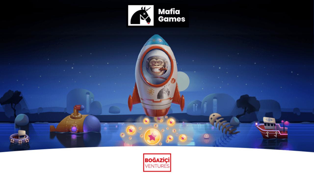 Mobil oyun girişimi Mafia Games, Boğaziçi Ventures'tan 3 milyon TL yatırım aldı