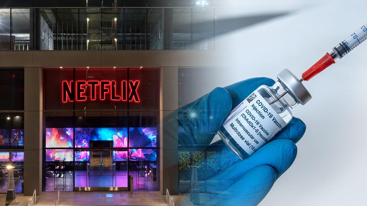 Netflix, COVID-19 aşısını zorunlu hale getirdi