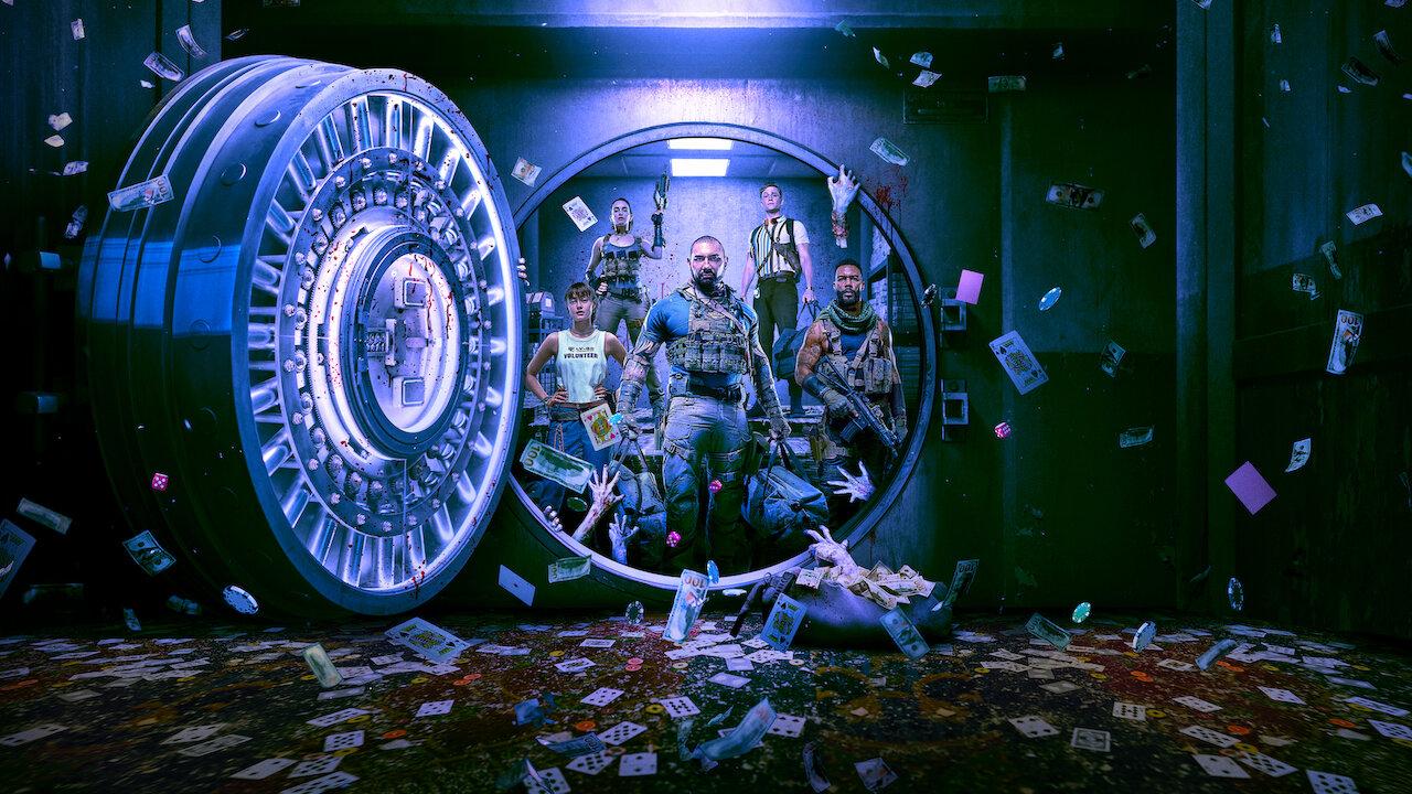 Netflix paylaştı: İşte Ölüler Ordusu'nun yeni sahneleri Başarılı yapımların yönetmeni Zack Snyder şimdi Netflix'te. Deneyimli sinemacı zombi temalı yeni filmi...