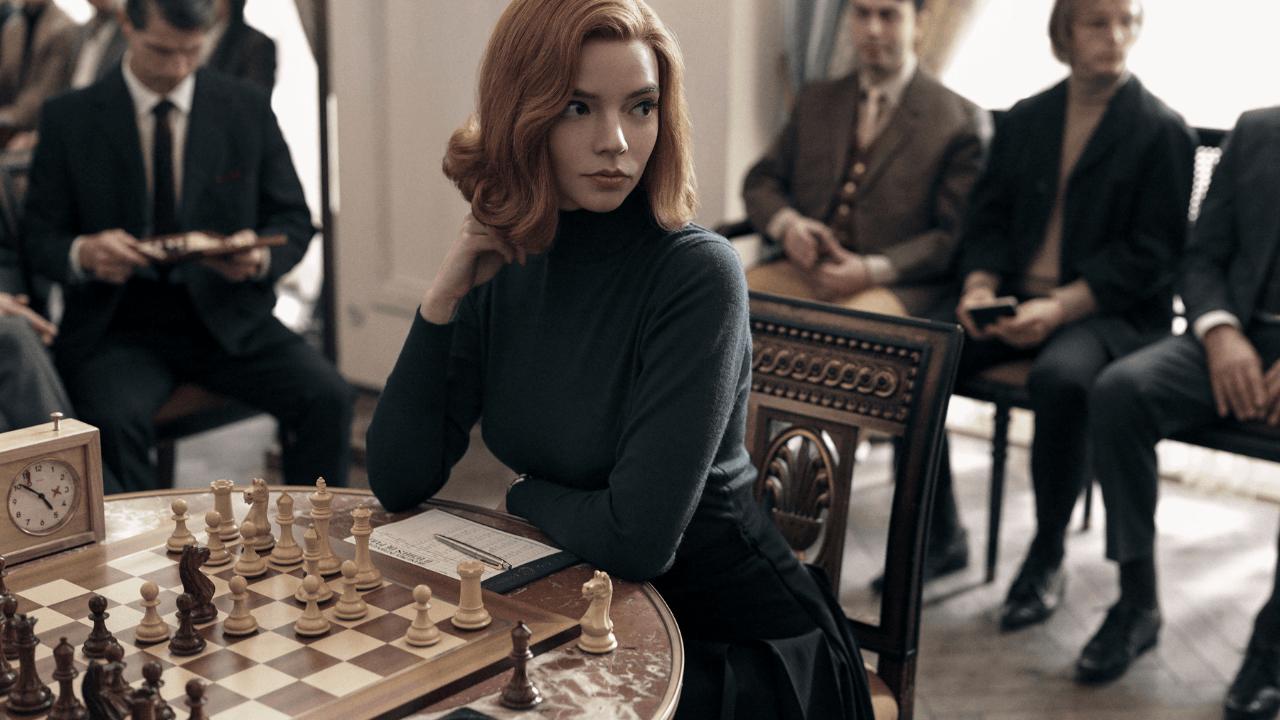 Netflix yapımı The Queen's Gambit'in başarısı, Chess.com'a günlük 100 bin yeni kullanıcı getiriyor