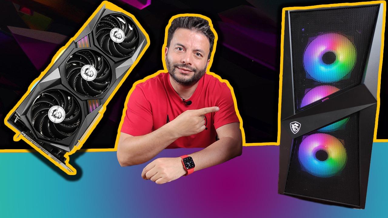Ofisin yenisi MSI RTX 3070 Gaming X Trio inceleme Kripto para kazanlar yüzünden ekran kartı bulamayan oyuncular için özel üretilen RTX 3070 bulunan yeni...