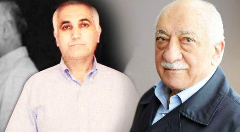 'Öksüz, Gülen'in VİP kadrosunda'