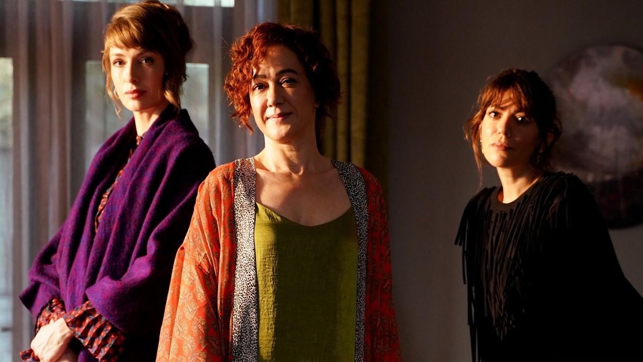 'Olağan Şüpheliler' üç ünlü kadın oyuncuyu buluşturdu
