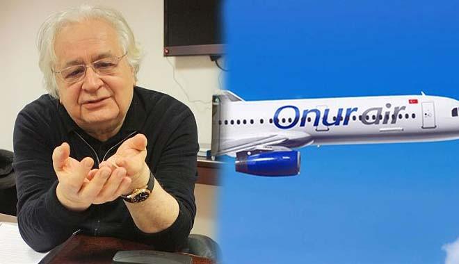 Onur Air'in uçaklarına haciz konuldu, uçuşlar durduruldu