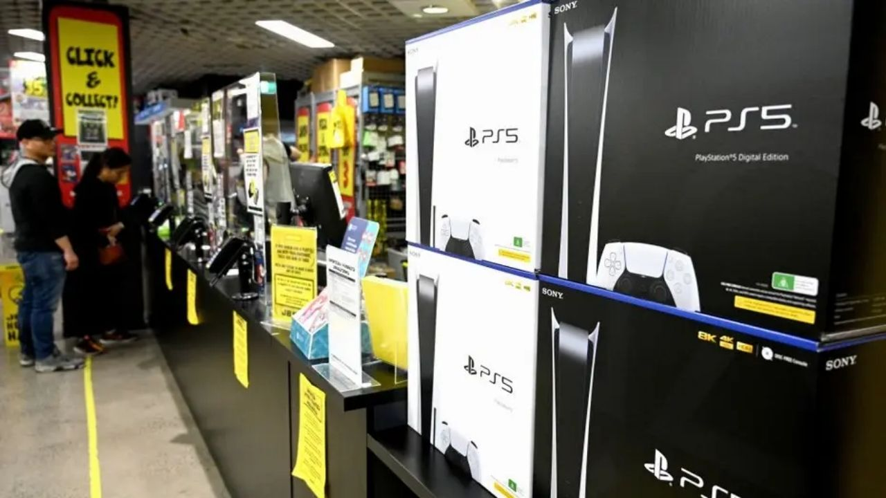PlayStation 5 stoğu bulmak daha da zorlaşacak! İşte nedeni