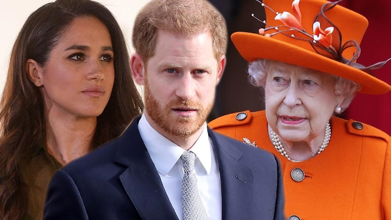 Prens Harry ve Meghan Markle'ın İngiltere'deki eşyalarına ne oldu?