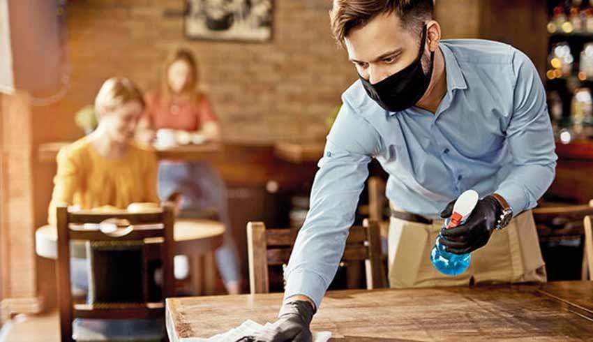 Restoran ve kafeler 'Londra formülüyle' açılacak
