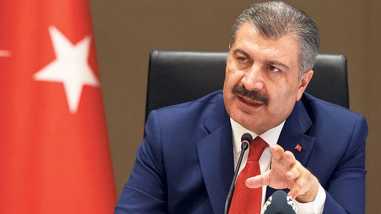 Sağlık Bakanı Fahrettin Koca açıkladı: