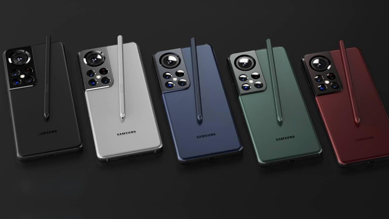 Samsung Galaxy S22 ailesinin kamera detayları sızdırıldı