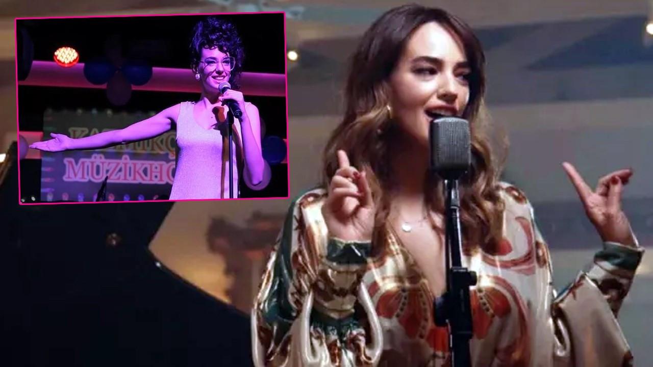 Seda Bakan şarkıcılığı sevdi
