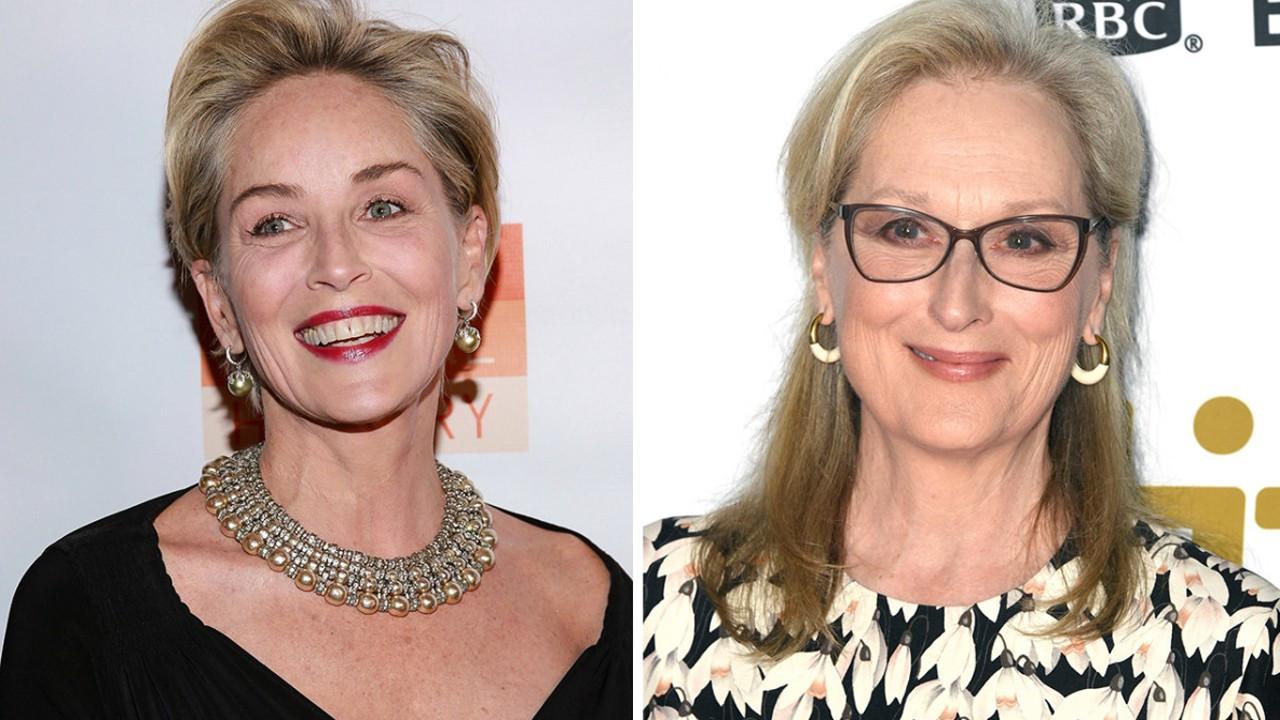 Sharon Stone'dan Meryl Streep'e olay sözler