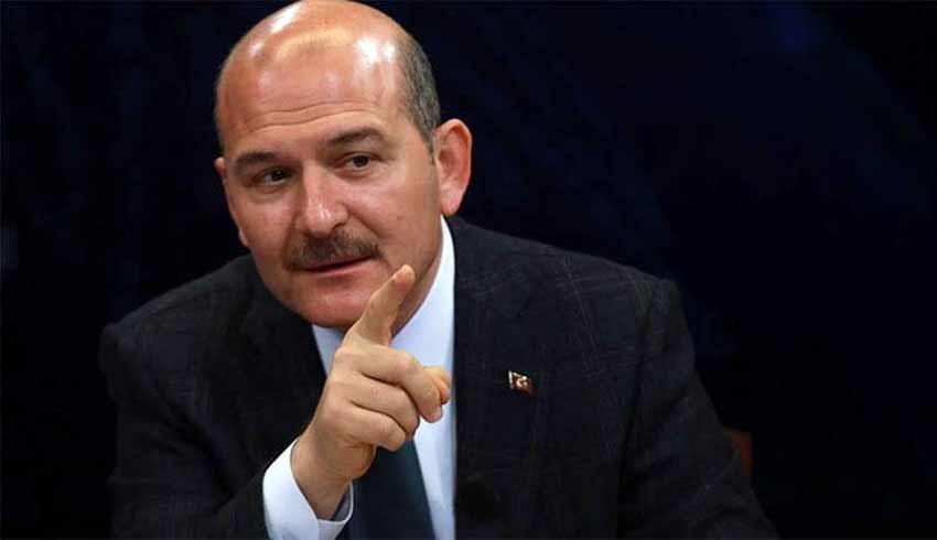 Soylu'dan Sedat Peker'e cevap: İddianı ispatlarsan idama razıyım