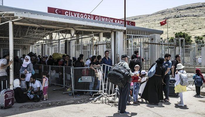Suriyeliler evlerine dönüyor! Resmen açıklandı: 2 ayda...