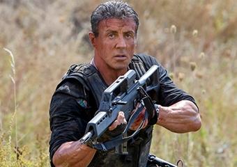 Sylvester Stallone Cehennem Melekleri'nde son kez rol alacak