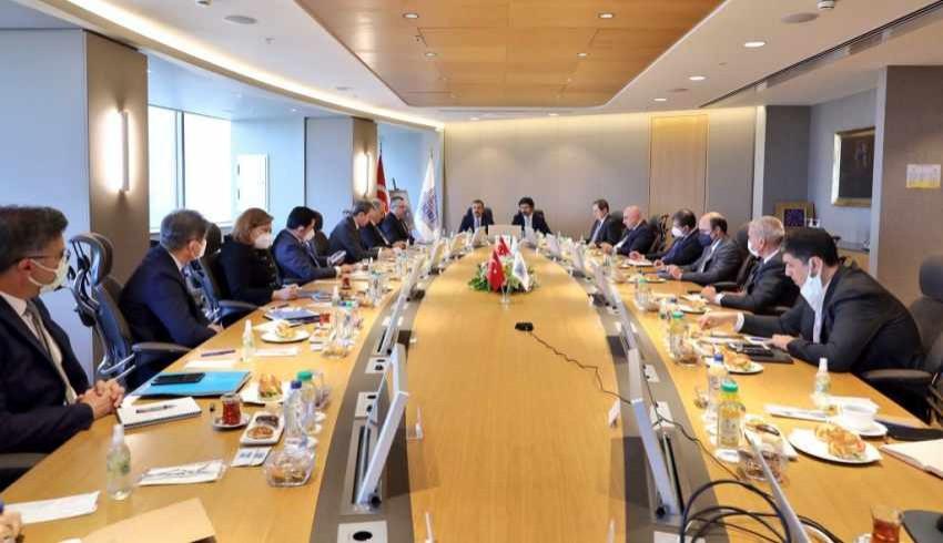TCMB Başkanı Kavcıoğlu, bankacılarla ne konuştu?