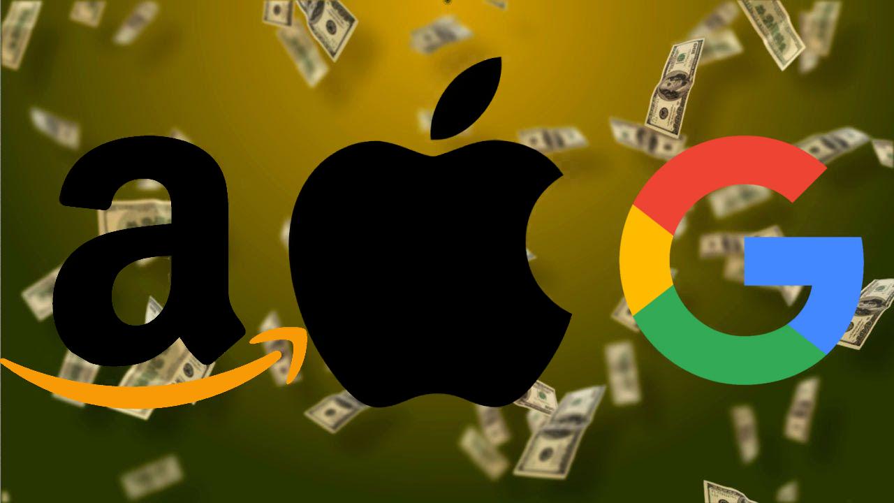 Teknoloji devleri dakikada kaç para kazanıyor? 2020 teknoloji şirketleri için oldukça kazançlı bir yıl oldu. Peki Amazon, Apple ve Google gibi devlerin...