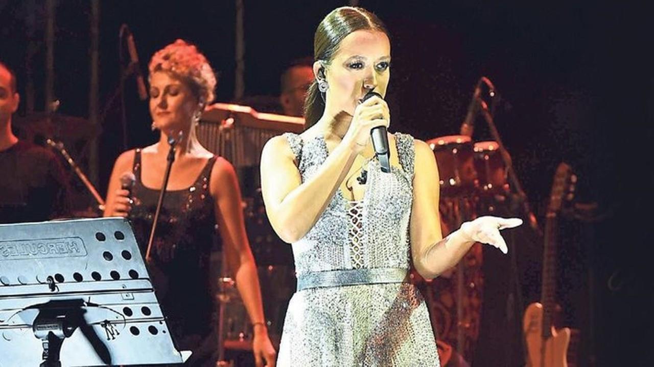 Tuğba Yurt'tan 16 ay sonra ilk konser