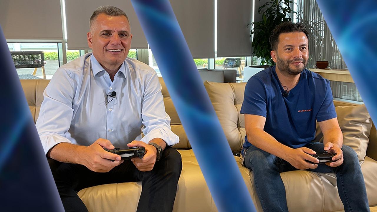 Turkcell CEO'su Murat Erkan ile bulut oyunculuğun geleceğini konuştuk!