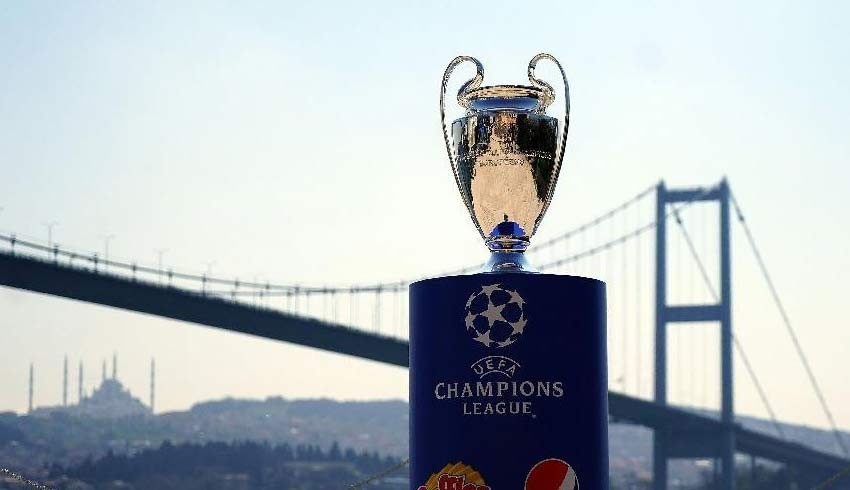 UEFA resmen açıkladı: İstanbul'da oynanması planlanan Şampiyonlar Ligi finali Portekiz'e alındı