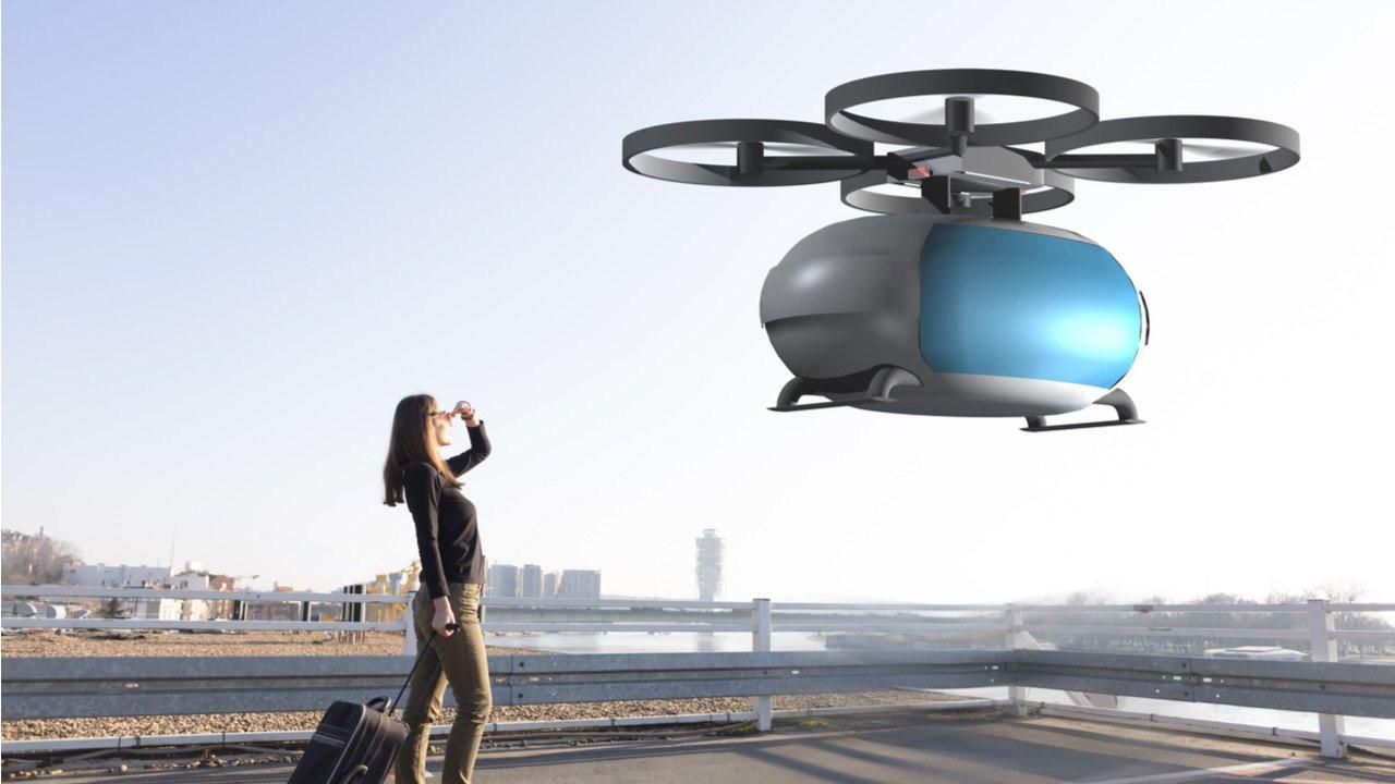 Ulaşım sektörünün yeni yıldızları: eVTOL ve hava taksi