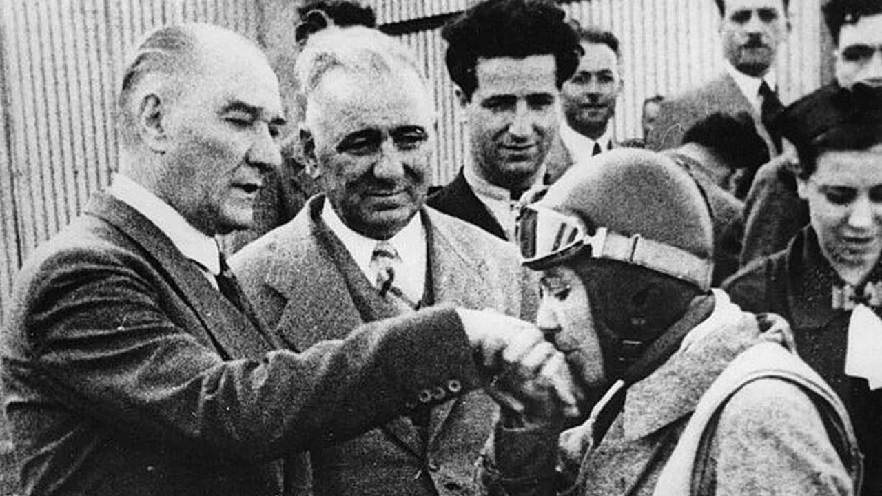 Ulu Önder Atatürk'ün kurduğu THK böyle battı