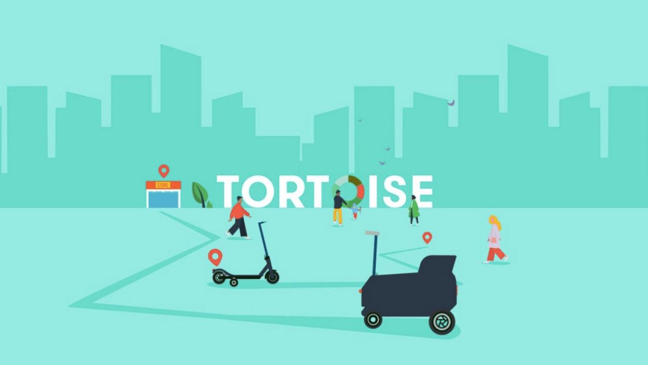 Uzaktan kontrol edilebilen teslimat araçları üreten Tortoise, Los Angeles'ta hizmet vermeye başladı