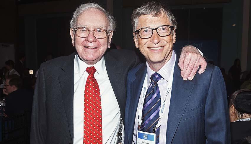 Warren Buffett, Gates'le yollarını ayırdı