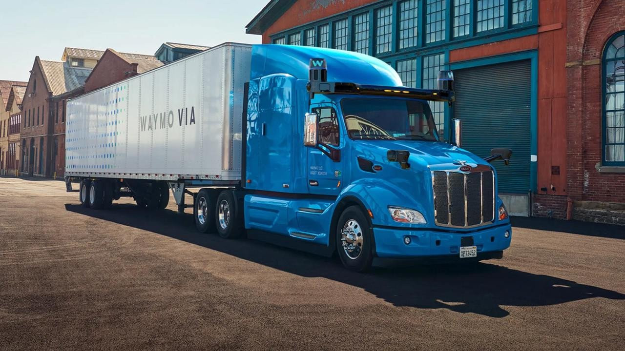 Waymo'nun otonom kamyonları ABD'nin Teksas eyaletinde yük taşımaya başlayacak