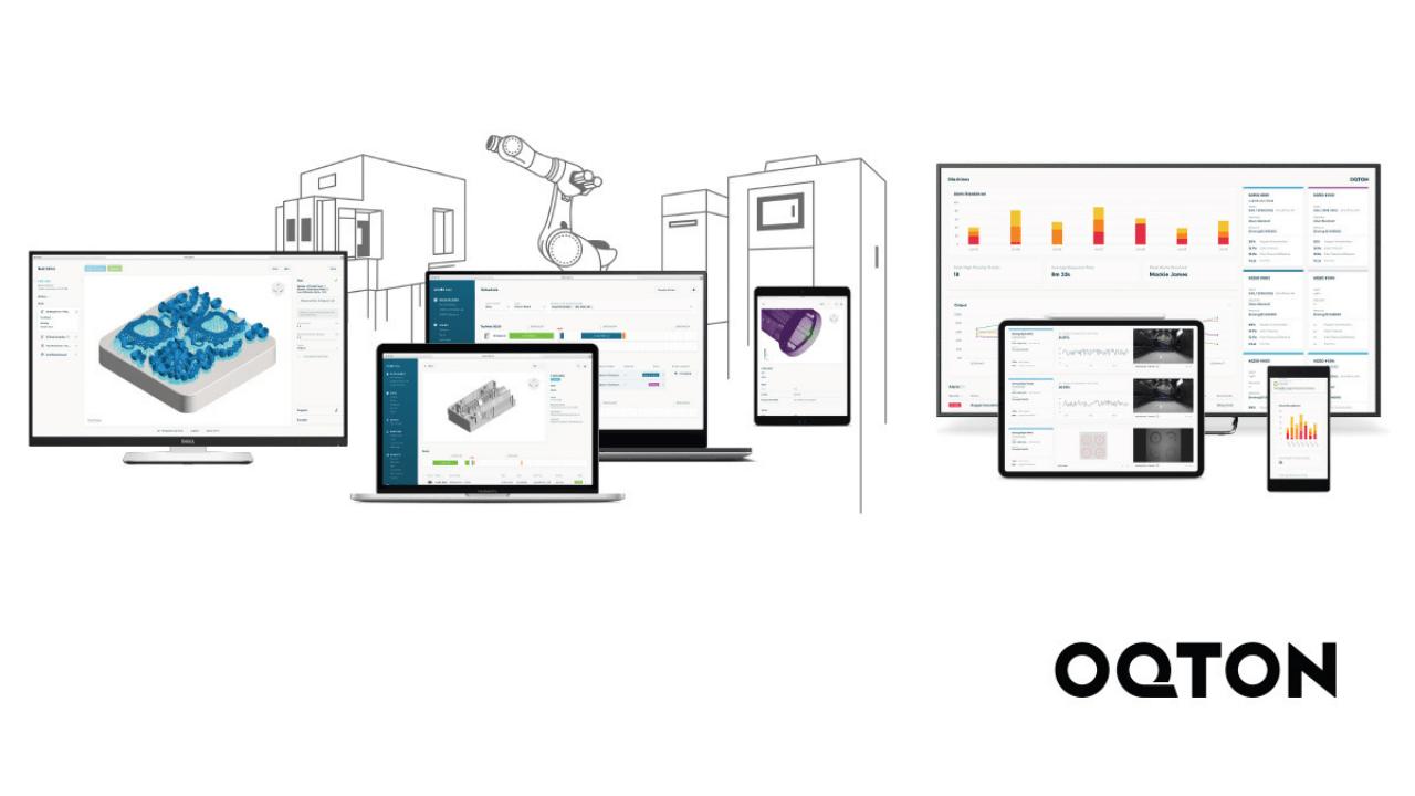 Yapay zeka destekli fabrika işletim sistemi geliştiren Oqton, 40 milyon dolar yatırım aldı