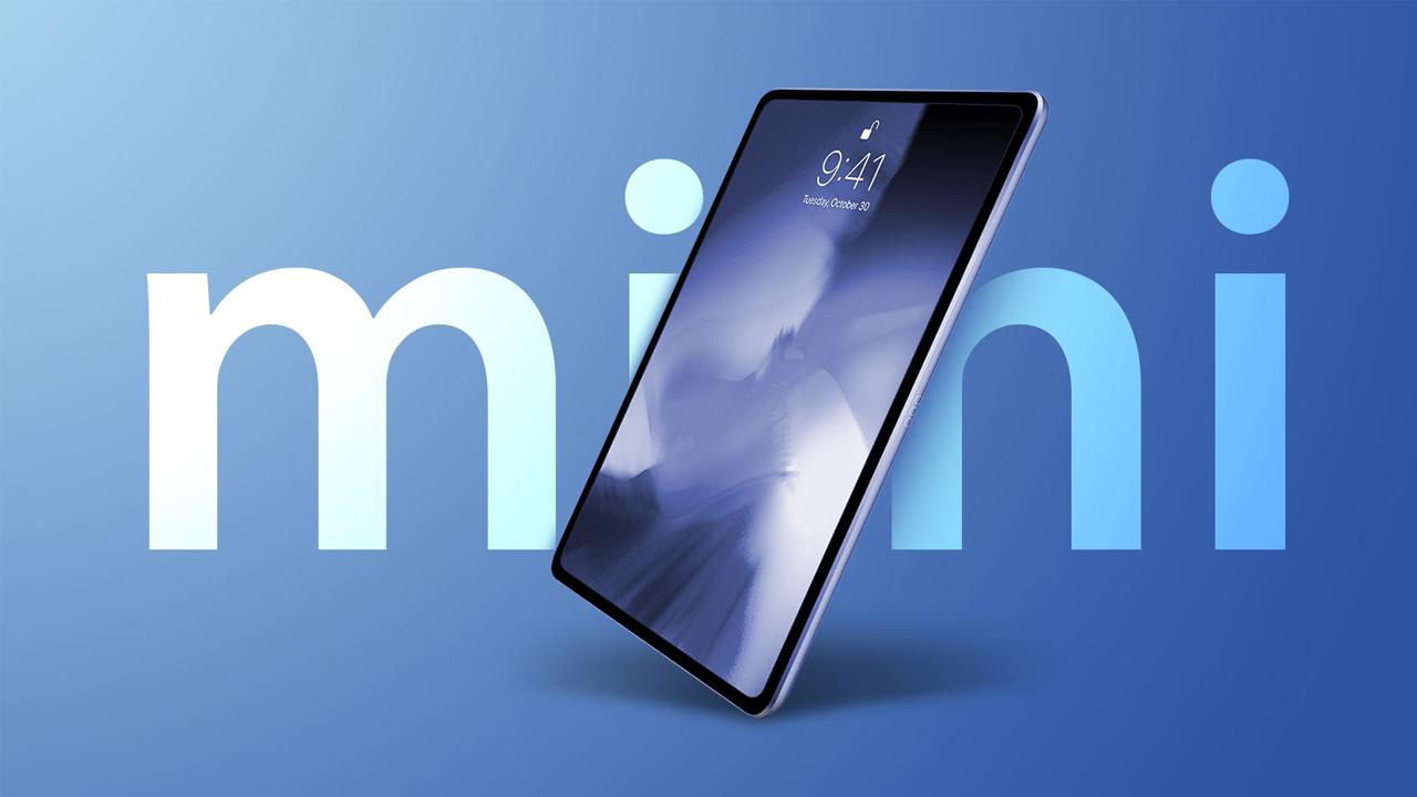 Yeni iPad Mini ekranı ile yüzleri güldürecek