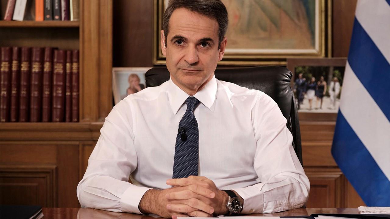 Yunanistan Başbakanı Mitsotakis'ten Türkiye açıklaması: