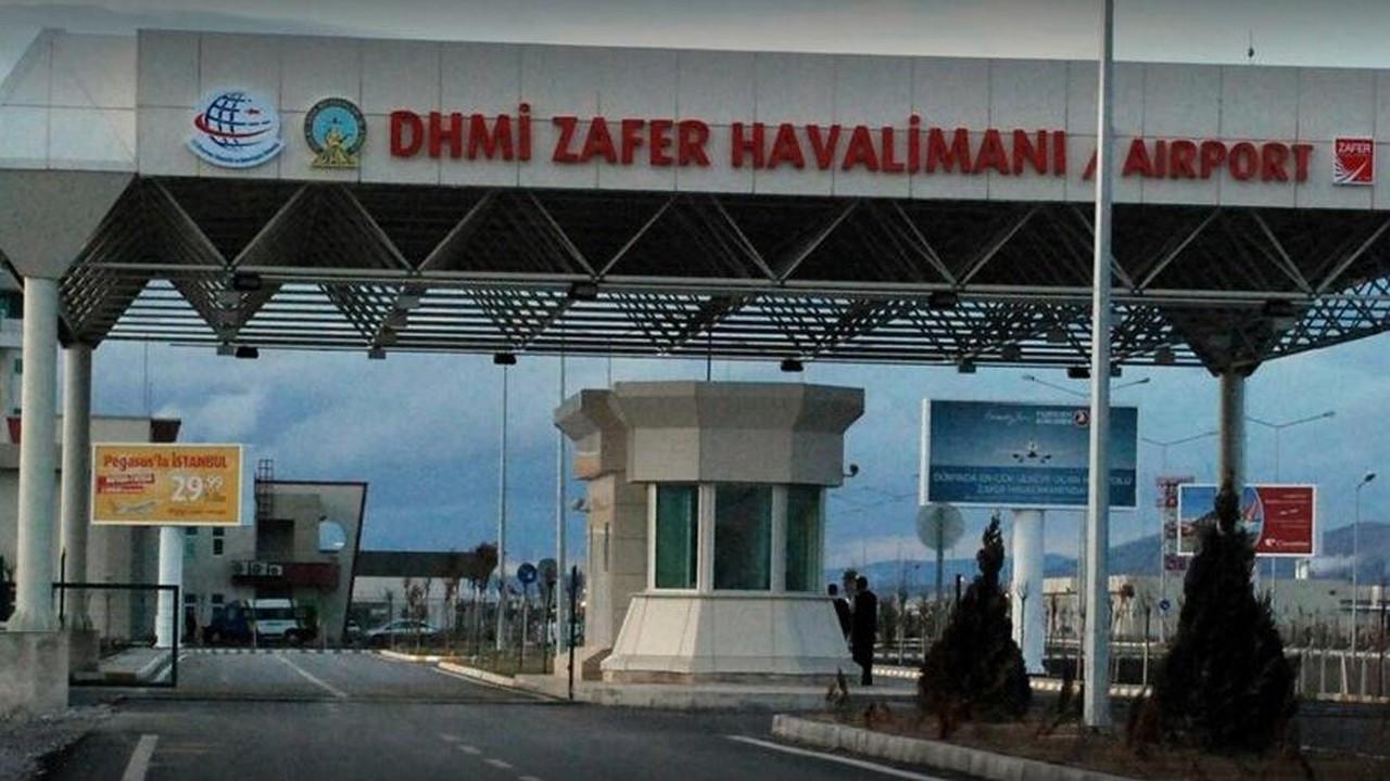 Zafer Havalimanı'na 1 Milyon 316 bin yolcu aranıyor!