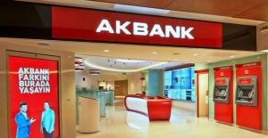 Akbank'ın Net Kârı Yüzde 38 Arttı