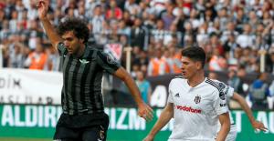 Manisa'da tam 6 gol, Akhisar Belediyespor 3 - 3 Beşiktaş