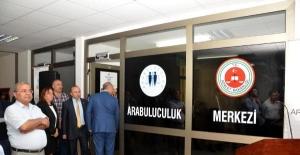 Antalya Adliyesi'nden Arabuluculuk Merkezi Yeniliği